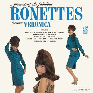 presenting the fabulous ronettes...