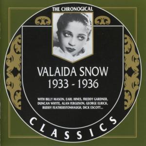 the chronogical classics. valaida snow, 1933-1936